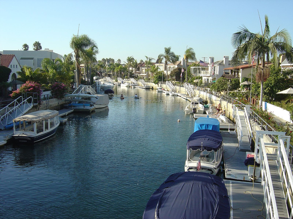 Naples Is A Neighborhood Of Long Beach